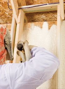 Cambridge Spray Foam Insulation Services and Benefits